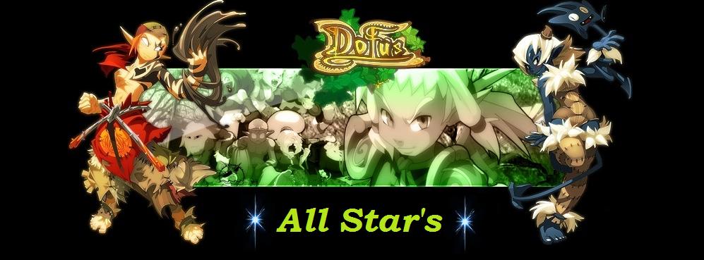 All Star's Index du Forum