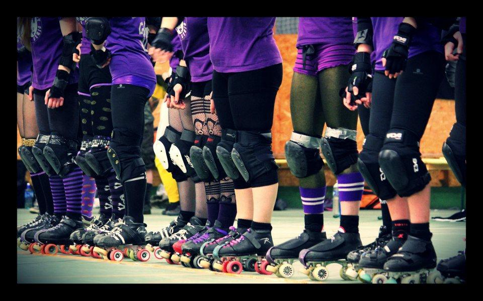B.M.O. Roller Derby Girls Forum Index