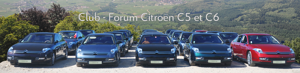 Forum Citroën C5 & C6 Forum Index