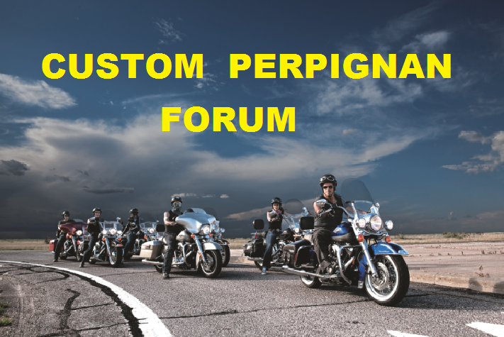 custom perpignan Index du Forum