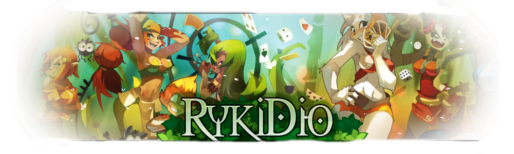 ~ Rykidio ~  Index du Forum