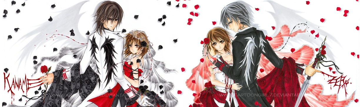 vampire knight  Index du Forum