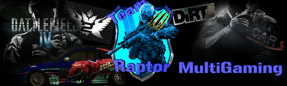 Team RapTor Index du Forum