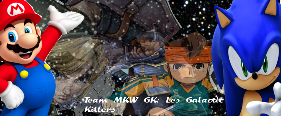 La GK , Galactic Killers Index du Forum