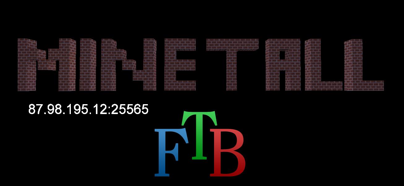 minetall ftb Index du Forum