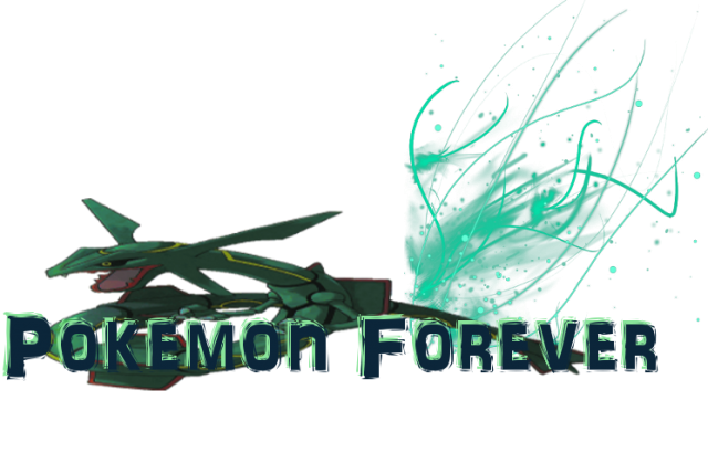 pokemon forever Index du Forum