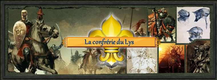La Confrérie du Lys Forum Index