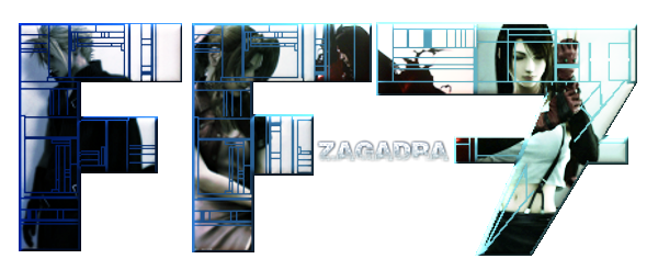ffvii zagadra Index du Forum