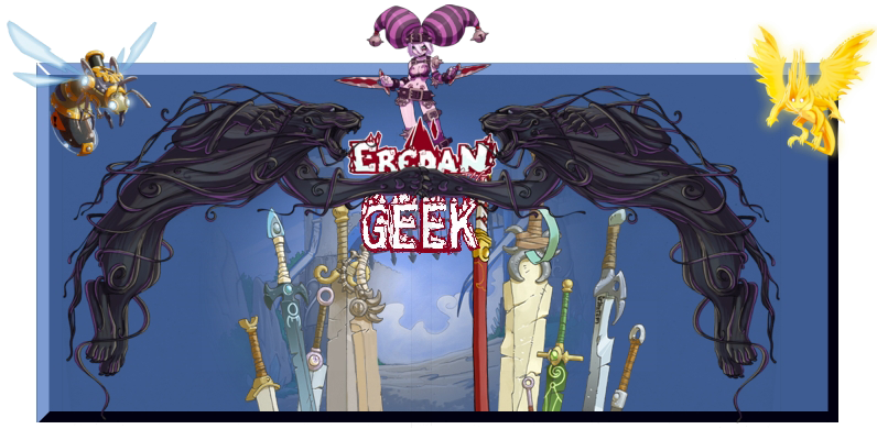 Clan GEEK Eredan Index du Forum