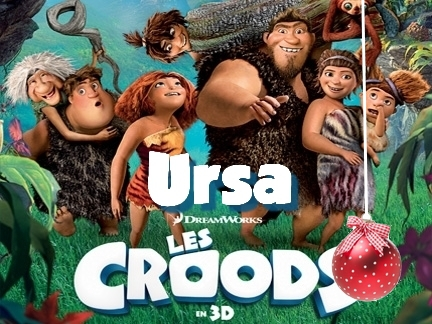 Les Croods ! Index du Forum