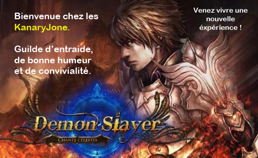 Guilde KanaryJone Demon Slayer Index du Forum