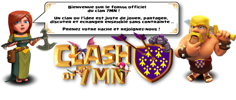 Clan 7MN Index du Forum