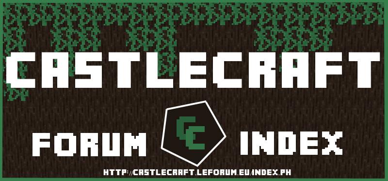 CastleCraft Forum Index