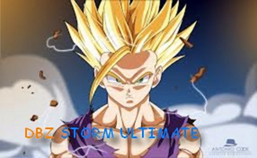 dbz storm ultimate Index du Forum