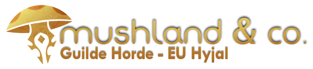 Mushland And Co. Index du Forum