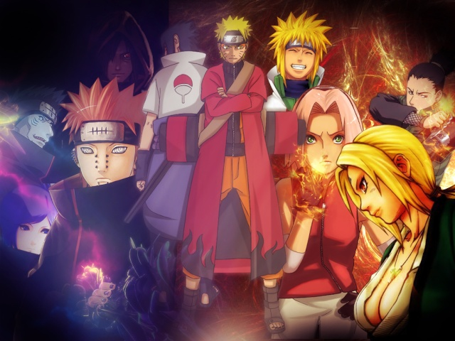 NLMR: Forum Naruto Index du Forum