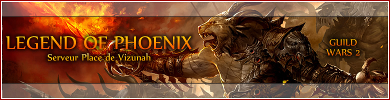 Phoenix GW2 Index du Forum