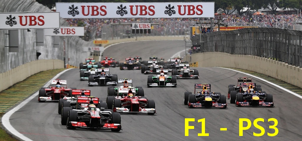 FORMULE 1 SUR PS3 Index du Forum