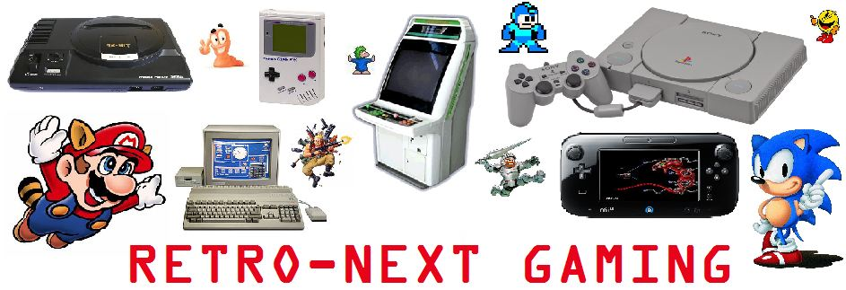Retro-Next Gaming Index du Forum