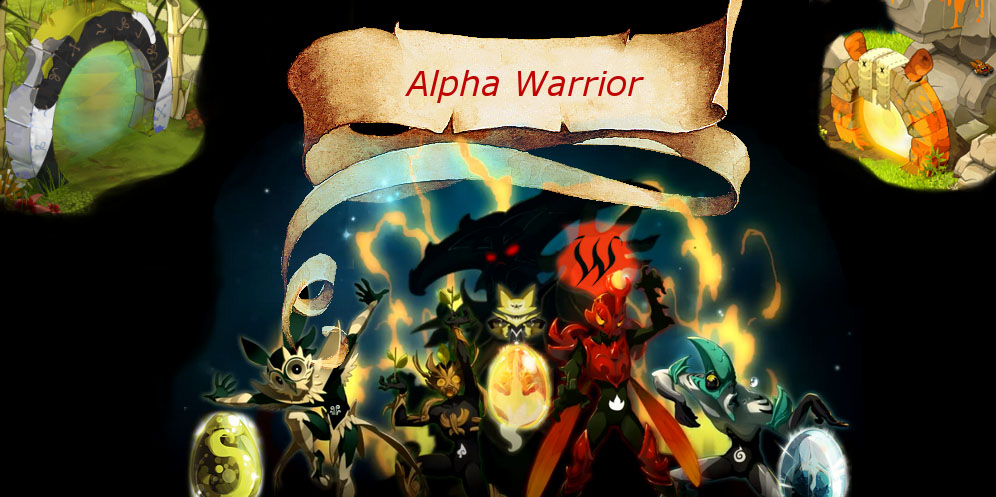 Alpha warrior Index du Forum