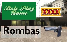 Rombas & XXXX Index du Forum