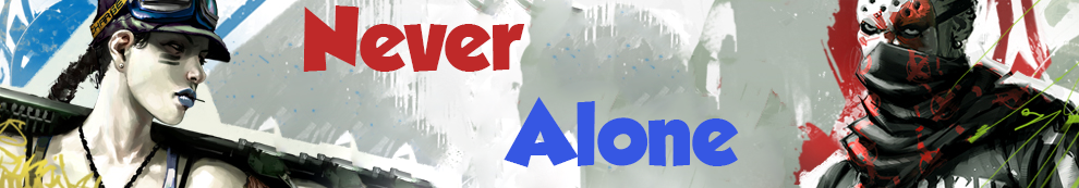 NEVER ALONE FR Index du Forum