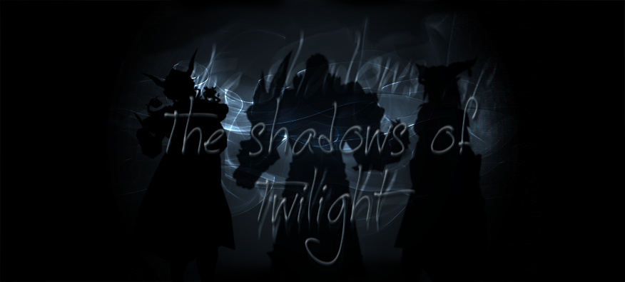 The Shadows of Twilight Index du Forum