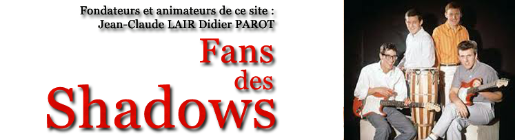 fans des shadows Index du Forum