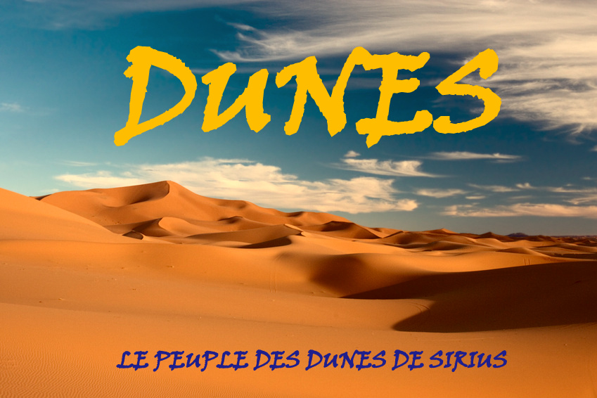 dunes Index du Forum