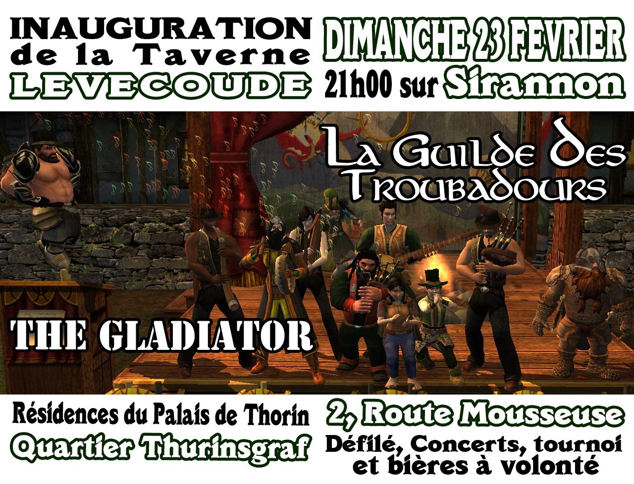 [ANIMATION] Inauguration de la Taverne Lèvecoude 20140223_gdt-glad...evecoude-440349b