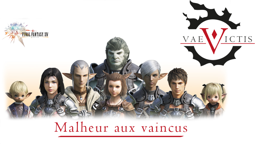 vaevictis final fantasy XIV Index du Forum