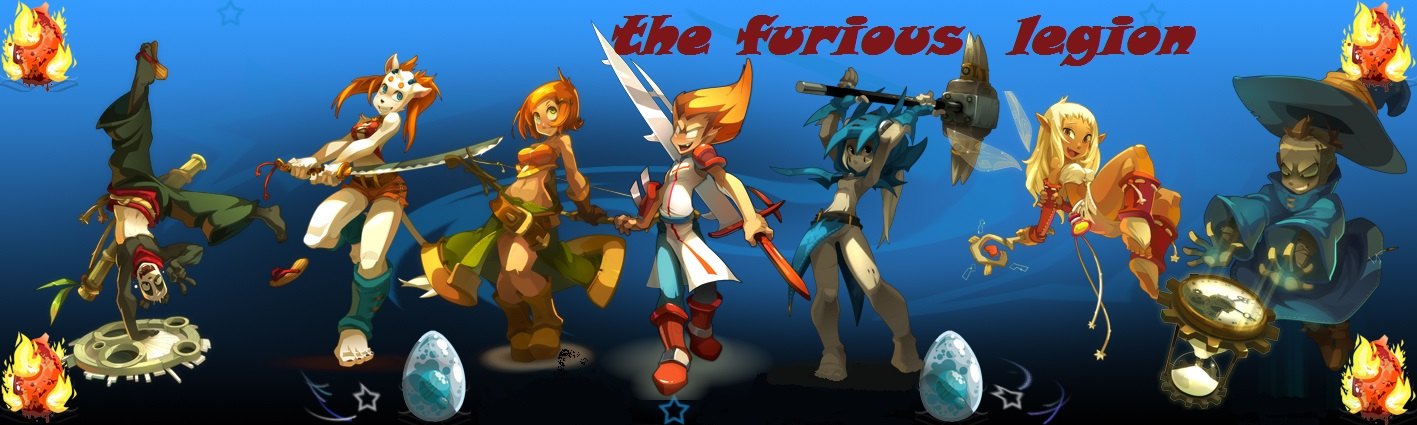 the furious legion Index du Forum