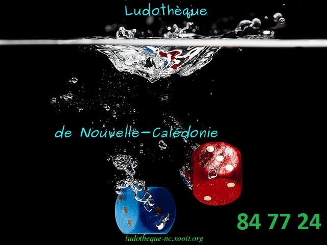 Ludothèque-NC Index du Forum