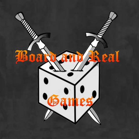 Board and Real Games Forum Index