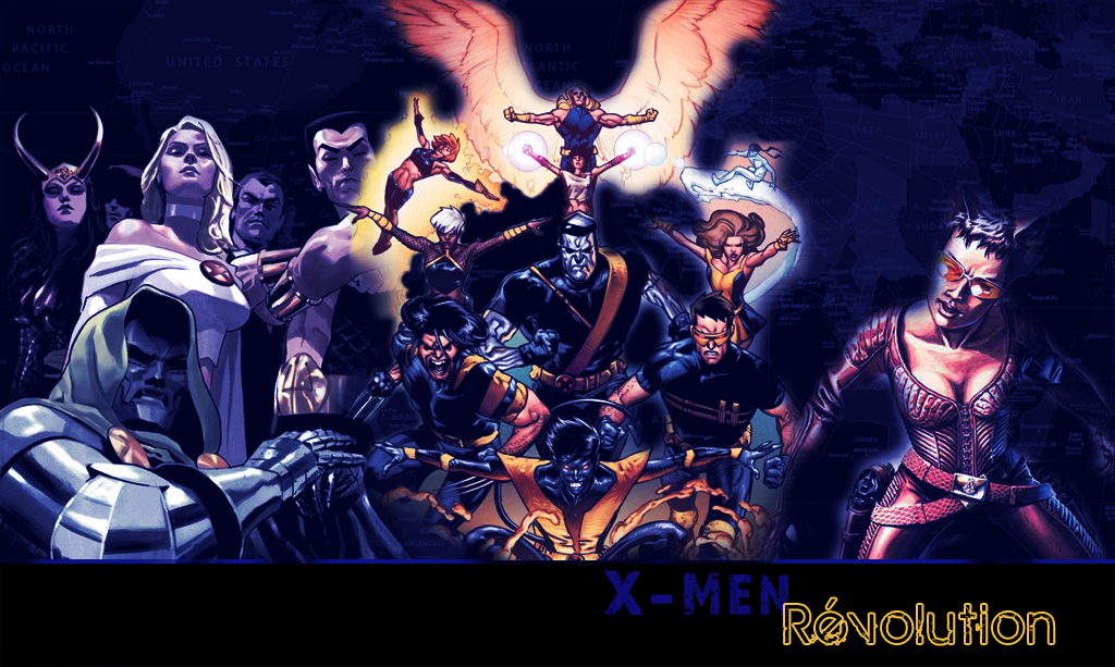 X-Men Revolution Index du Forum