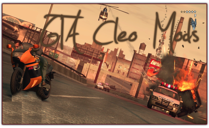 GTA Cléo Mods Forum Index