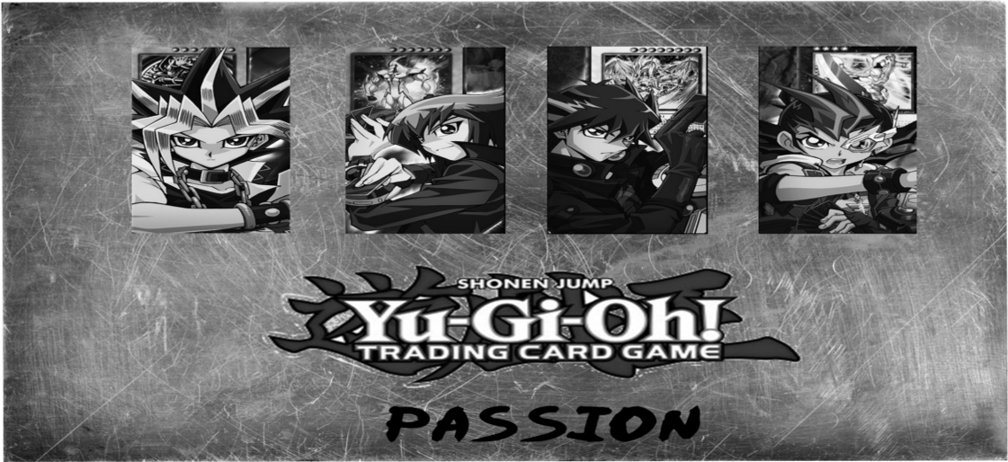 Yu-Gi-Oh! Passion  Index du Forum