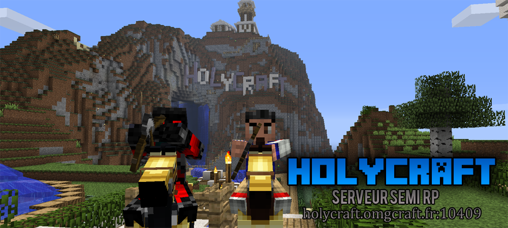 HolyCraft Index du Forum