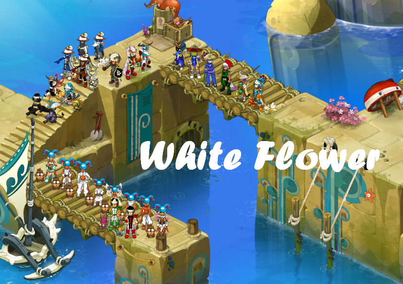 Guilde White Flower Index du Forum