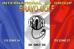Bravo Golf International DX Group Index du Forum