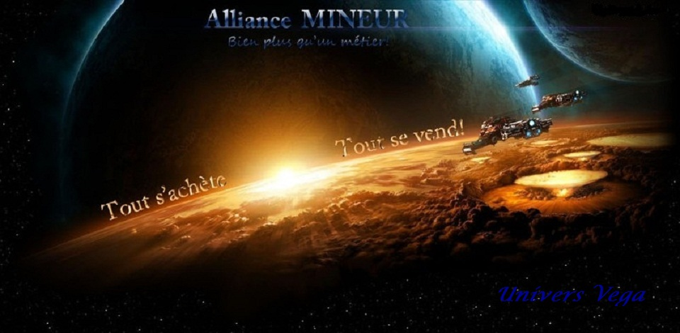 alliance mineur Index du Forum