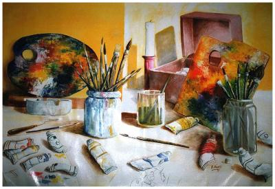 collection de cartes postales de peintures célèbres Index du Forum