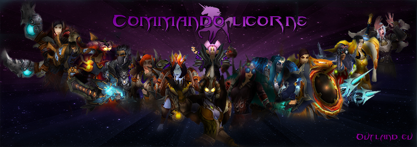 Commando Licorne Index du Forum