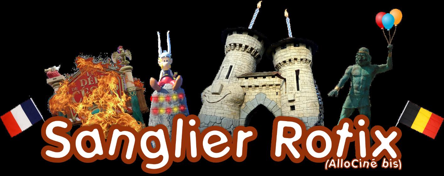Sanglier Rotix