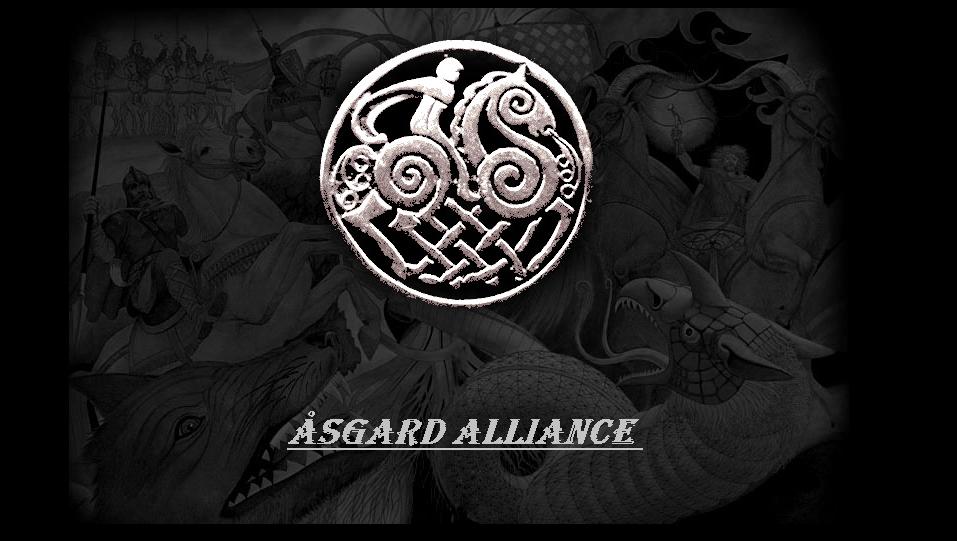 l'alliance d'Åsgard Index du Forum