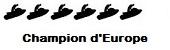 Champion d'Europe
