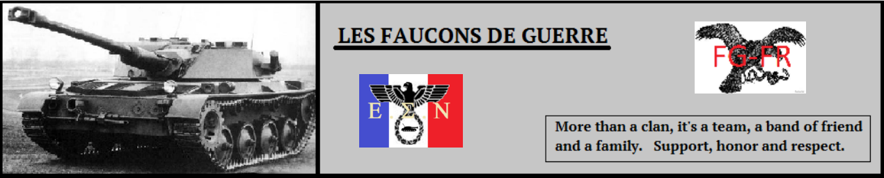les faucons de guerre Index du Forum
