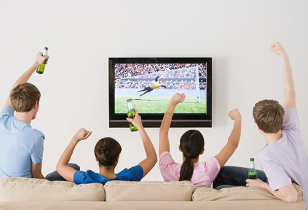 regarder le football en direct regarder un match en. Black Bedroom Furniture Sets. Home Design Ideas