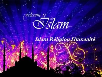 Islam Religion Humanité.  Index du Forum
