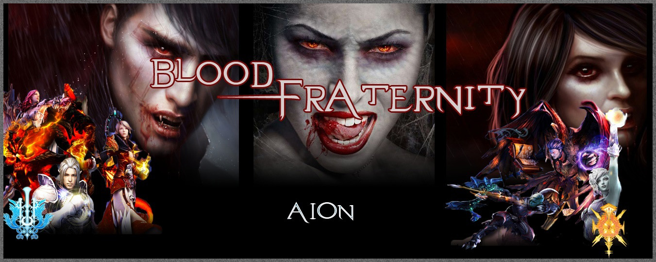 BLOOD FRATERNITY Index du Forum
